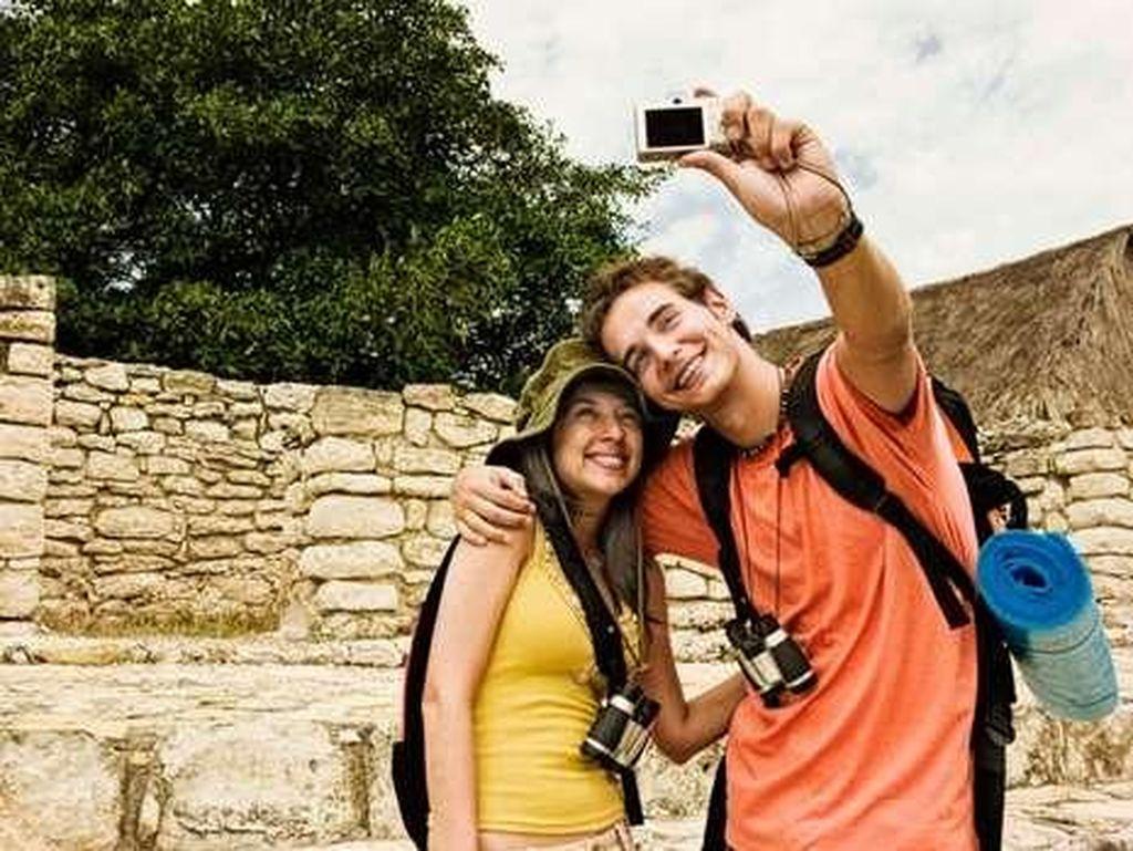 66% Traveler Ogah Liburan Tanpa Gadget