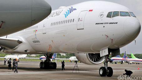 Promo Akhir Tahun Garuda, Terbang PP Keluar Negeri