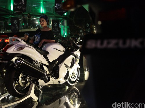 Suzuki Hayabusa Made in India, Harga Turun 40 Jutaan