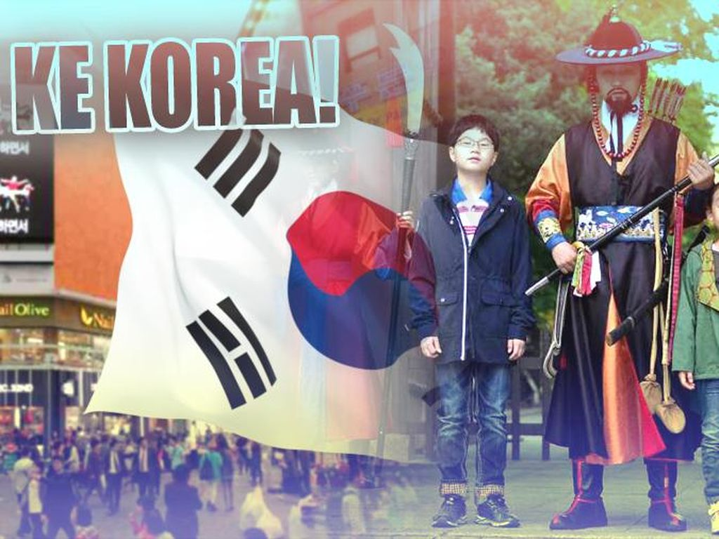 Wisata ke Negeri K-Pop