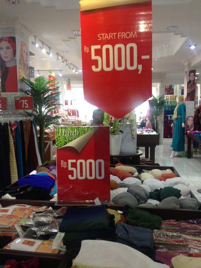 Berburu Jilbab Dan Busana Muslim Murah Di Hijab Factory
