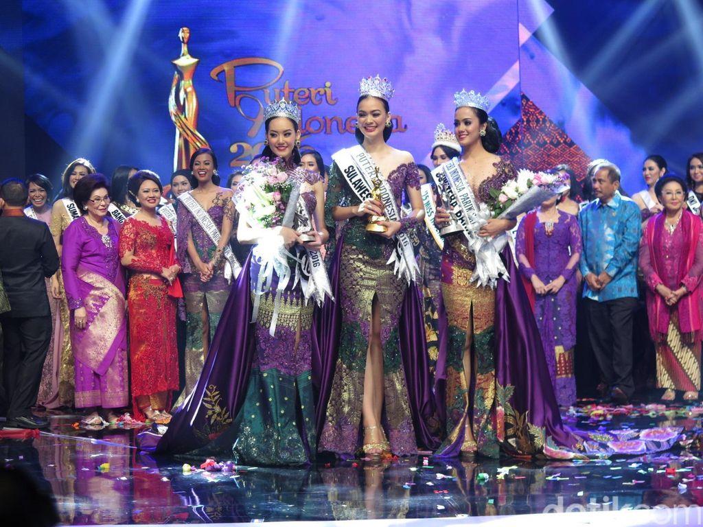 Host TV Hingga Pesulap Jadi Finalis Puteri Indonesia 2017