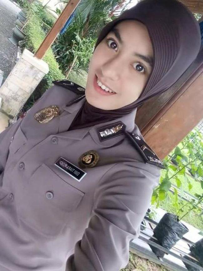 Dwi Tiara Rusci, Polisi Cantik Asal Sulawesi Tenggara Peserta Hijab Hunt 2016-6554