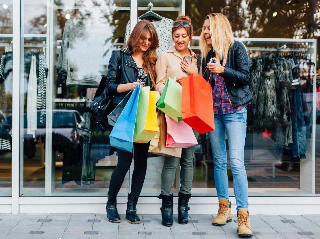 Apa yang Buat Seseorang Jadi Gila Belanja? Ini Kata Psikolog