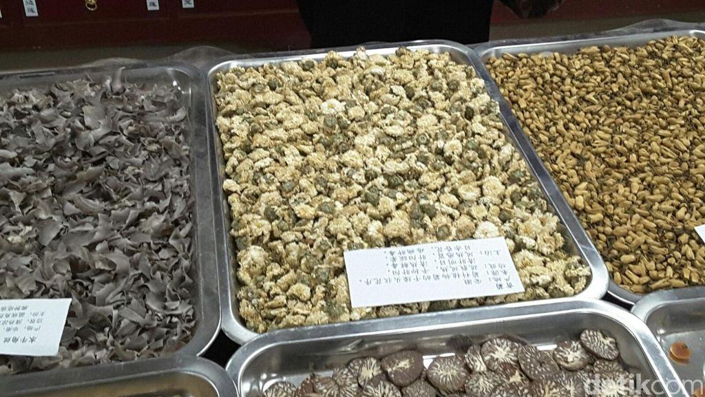 Melongok Wujud Obat Herba pada Pengobatan Tradisional China