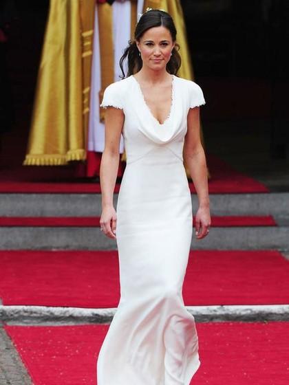 Pippa Middleton Larang Tamu Posting Foto Pernikahannya di Media Sosial