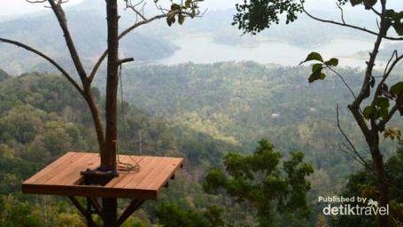 Kalibiru, Destinasi di Kulonprogo yang Tengah Naik Daun