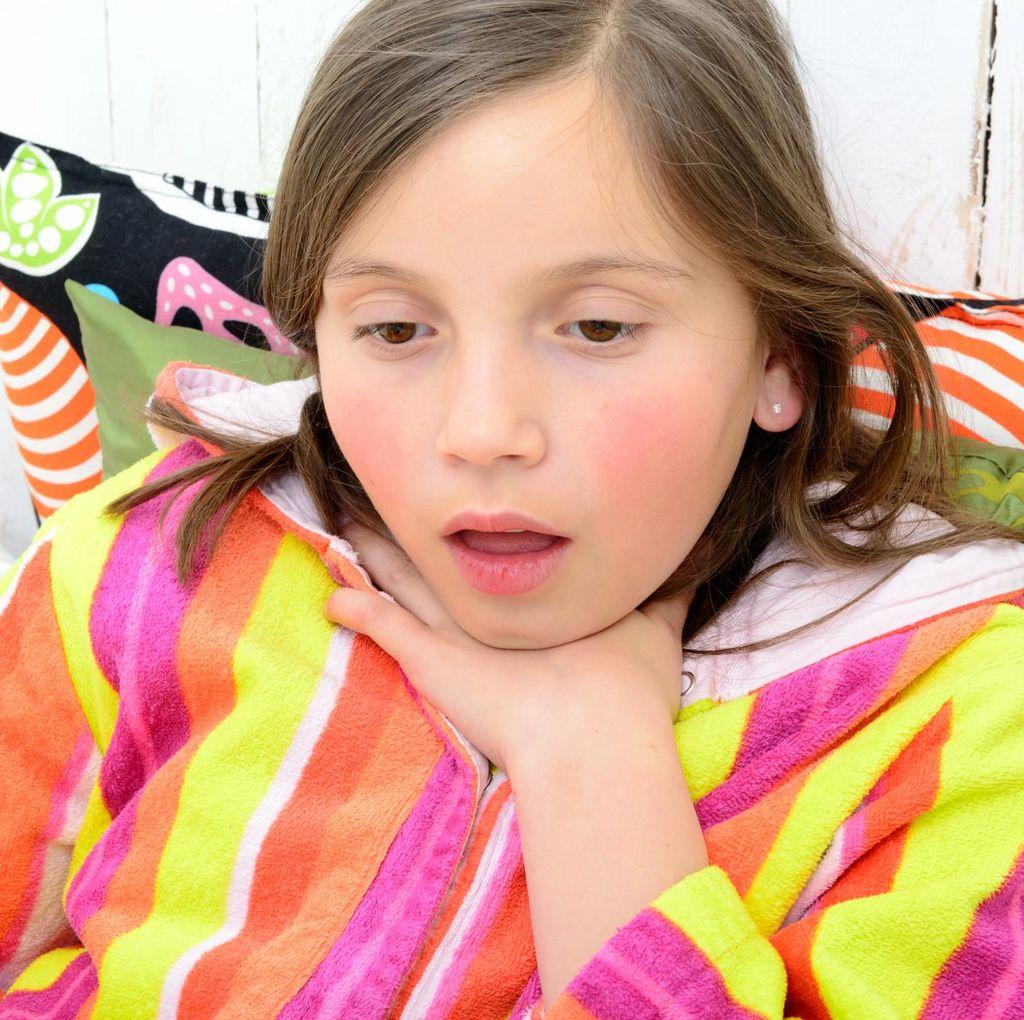 Mengobati Amandel yang Bengkak pada Anak Usia 7 Tahun