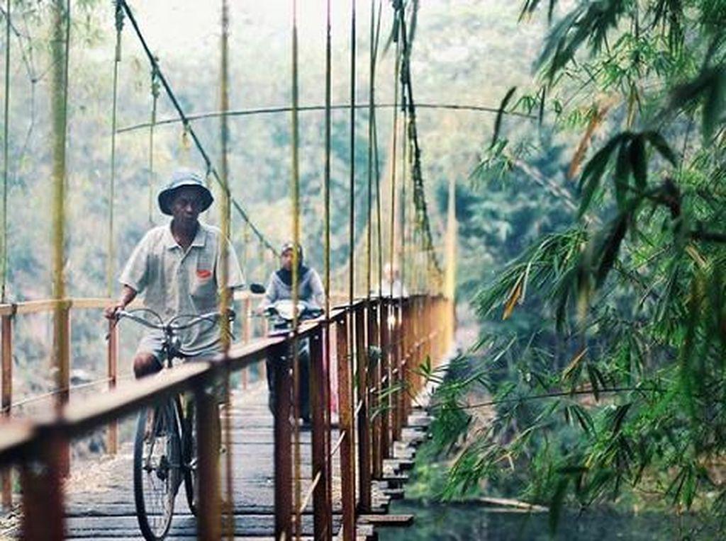 4 Jembatan Antik Nan Fotogenik dari Bantul