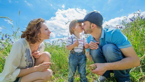 Kedekatan Dengan Orang Tua Pengaruhi Respons Anak Terhadap Stres