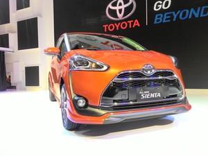 Toyota Banderol Sienta Rp 230 Juta sampai Rp 295 Juta