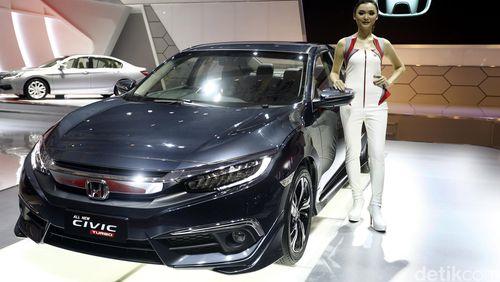 Tes Tabrak, Honda Civic Cetak Hasil Sempurna