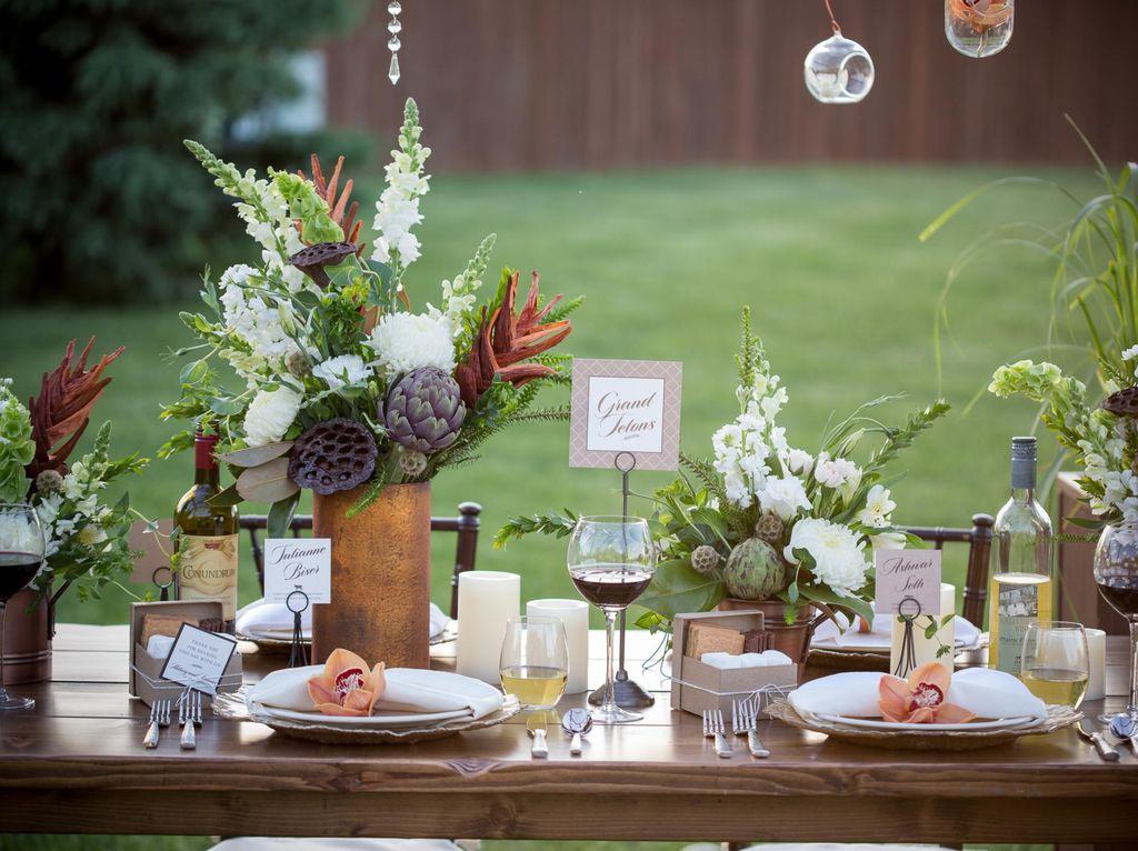 Rumus Menghitung Porsi Makanan untuk Pesta Pernikahan