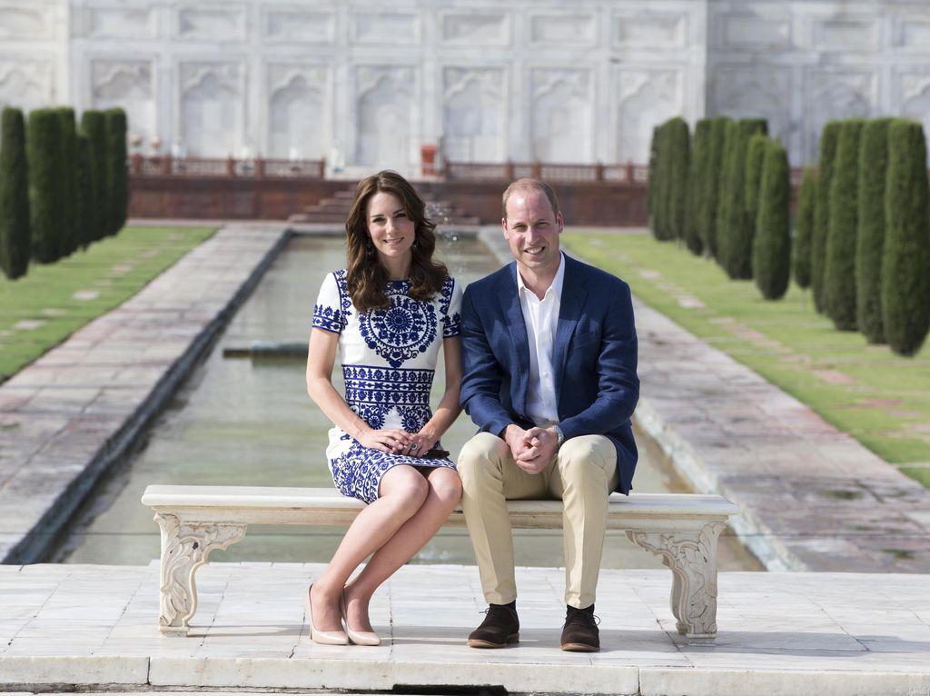Bikin Baper, Cerita Pangeran William Saat Melamar Kate Middleton