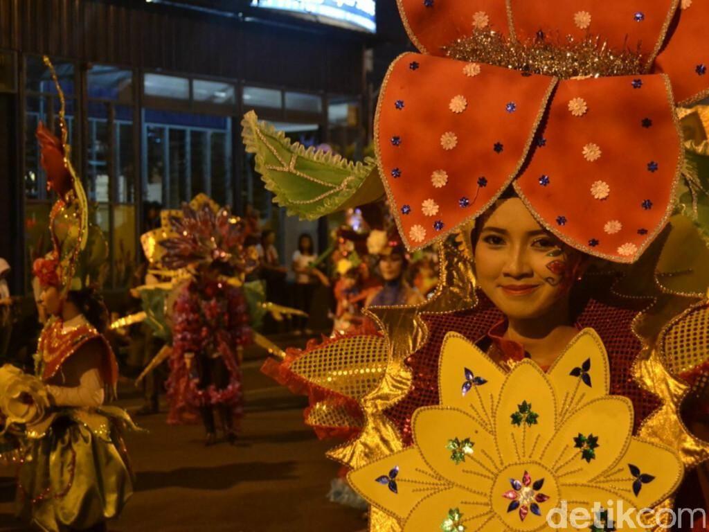 Jangan Lewatkan Semarang Night Carnival Malam Ini!