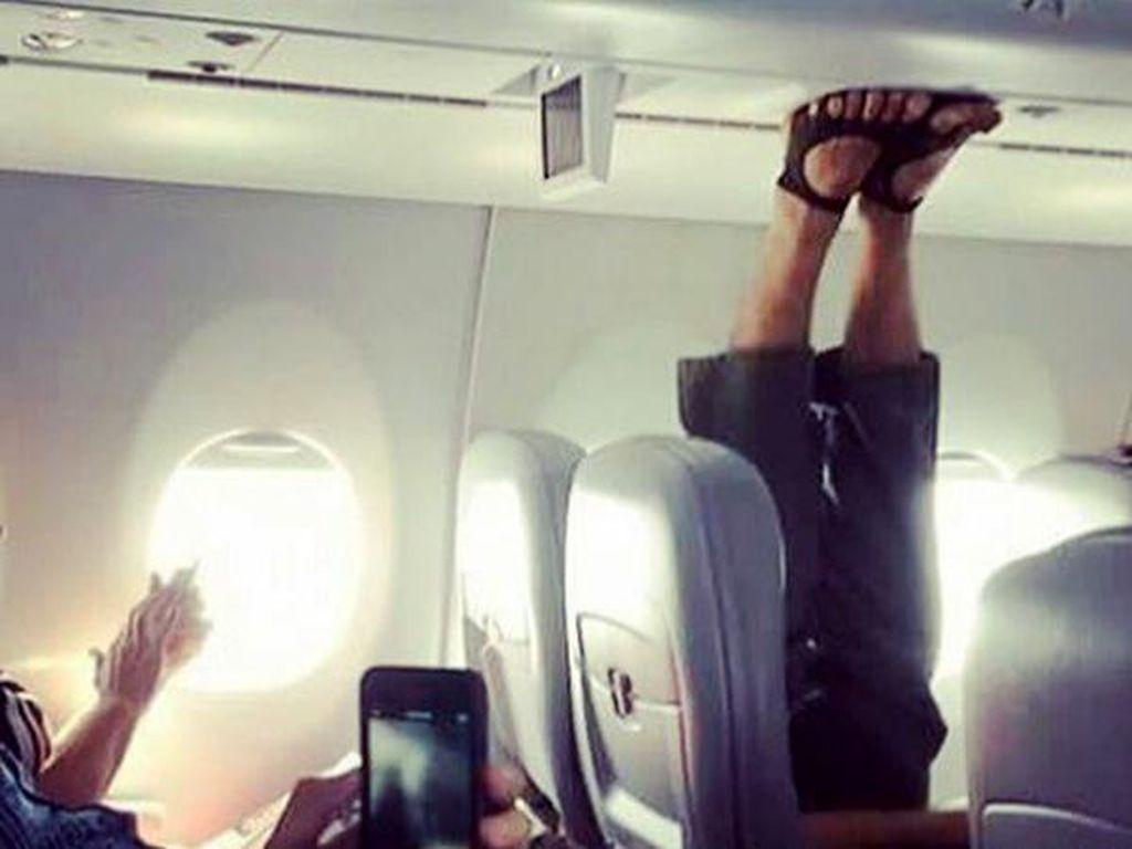 @PassengerShame, Menghukum Penumpang Menyebalkan Lewat Twitter