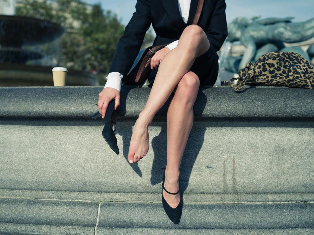 Kanada Resmi Larang Kewajiban Wanita Pakai High Heels di Kantor