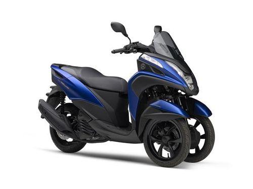 Di Eropa, Yamaha Tricity 155 Dibanderol Rp 67 Jutaan