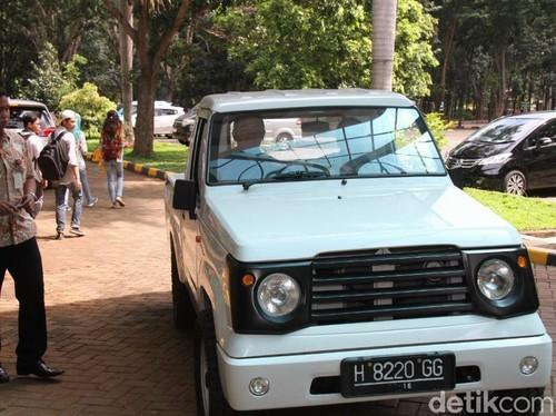 Mobil Desa Gantikan Fungsi Gerandong