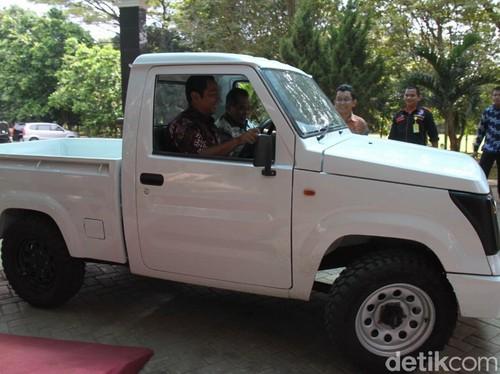 90 Persen Komponen Mobil Desa Harus Lokal