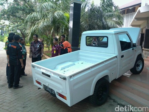 Mobil Desa, dari Orang Indonesia dan Untuk Indonesia