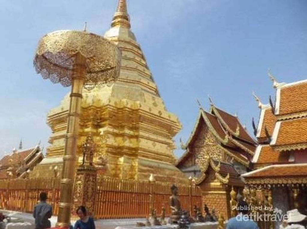 Mengenal Yogya-nya Thailand: Chiang Mai