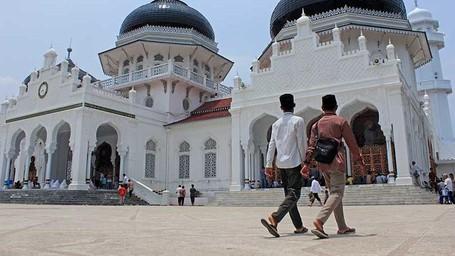 Aceh Optimistis Menang World Halal Tourism Award 2016