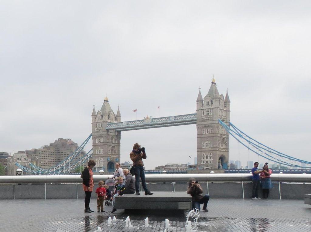 Catat! Ini 5 Destinasi Wisata yang Aman dari Teror di London