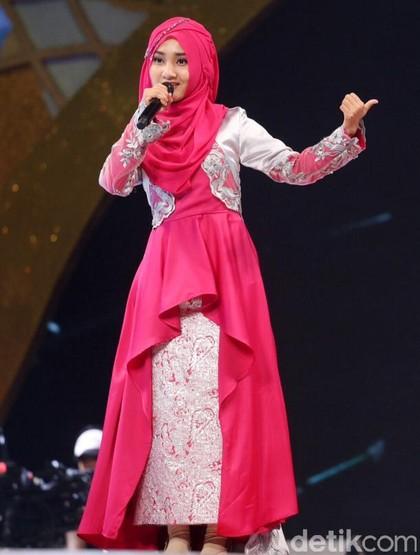 Fatin Shidqia Beri Tips Atasi Gugup Saat Audisi Sunsilk Hijab Hunt