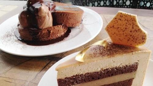 Delimmo: Nikmatnya Pancake Cokelat Selembut Souffle Jepang