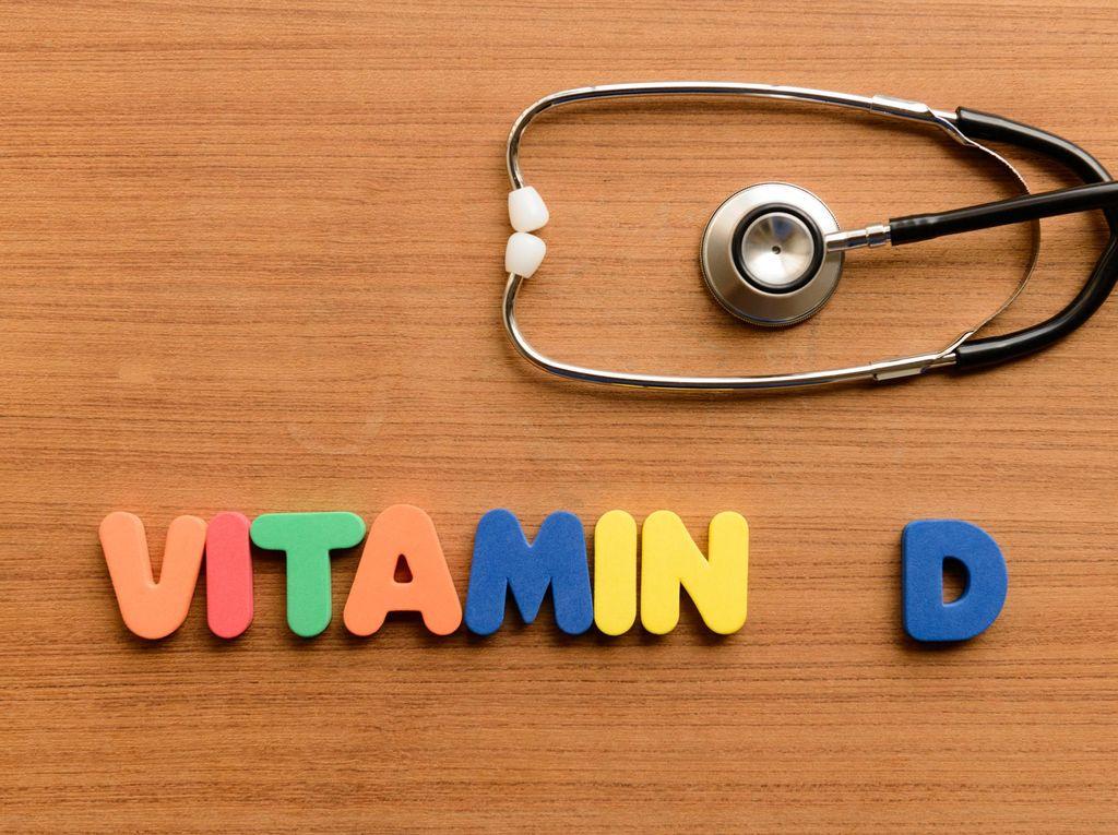 Catat, Ini Tandanya Kamu Kekurangan Vitamin D