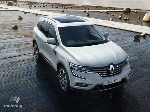 Renault Koleos Debut Global di Australia