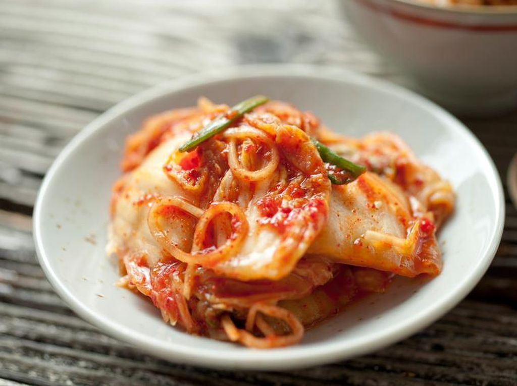 Serunya Membuat Kimchi di Korea Langsung Praktek Bersama Ahjumma