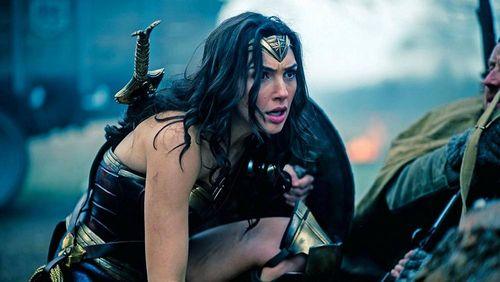 Cuma Butuh Hitungan Detik untuk Lengan Sekencang Wonder Woman