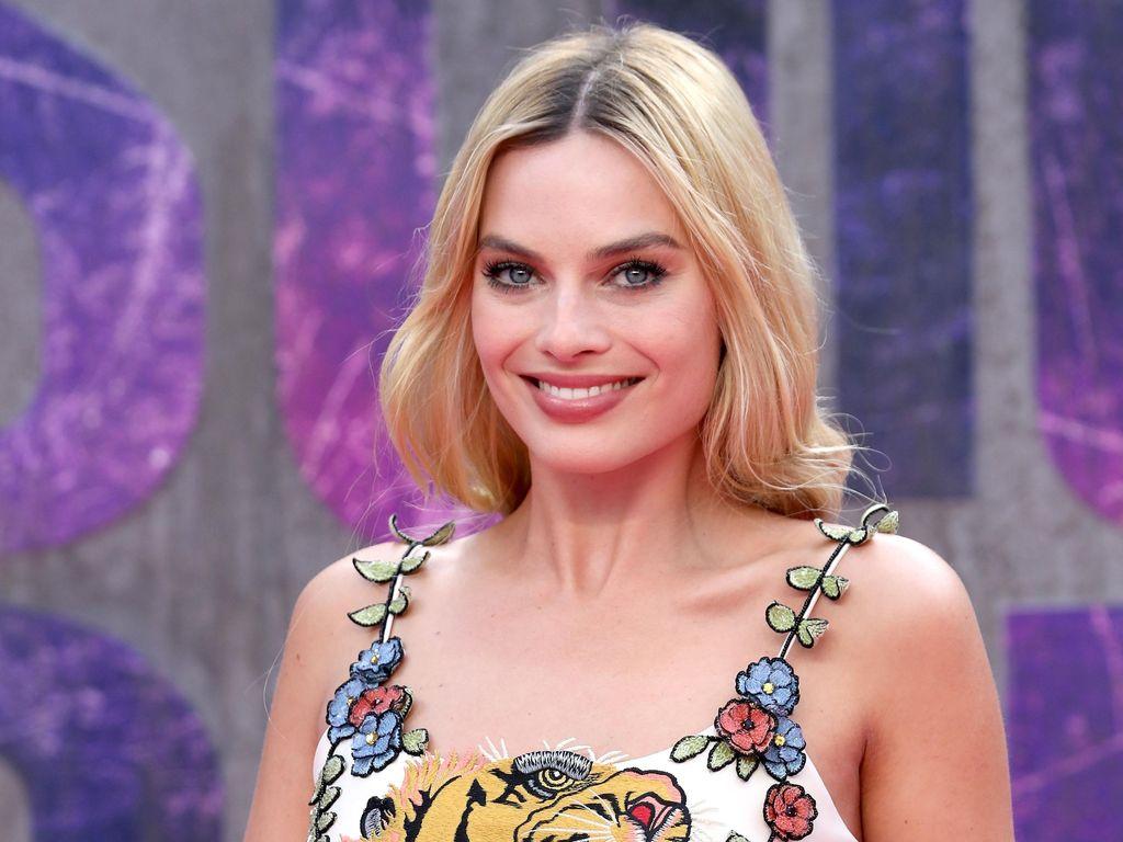 Margot Robbie Terpilih Sebagai Wanita Tercantik Australia Versi Maxim