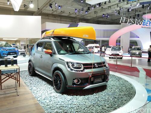 5 Pilihan Mobil Kecil Terbaik di Kuartal Pertama 2017