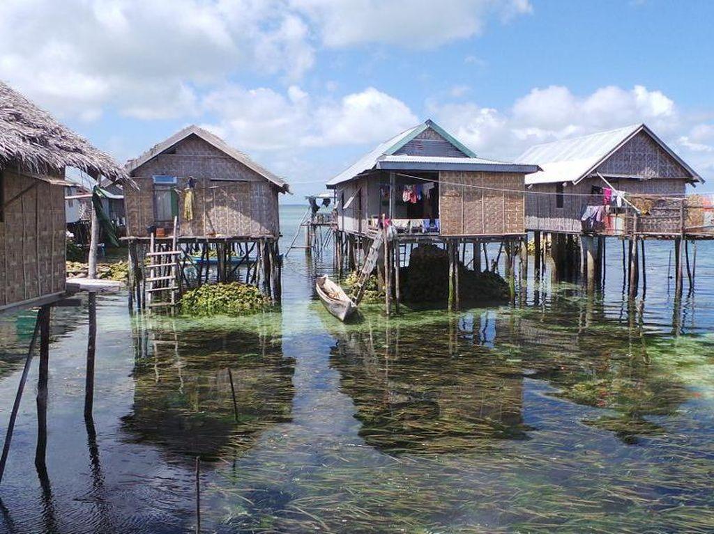 Kenal Lebih Dekat dengan Suku Bajo di Kampung Mola, Wakatobi