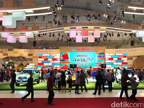 Penjualan Mobil Indonesia Sudah Tinggalkan Jauh Thailand