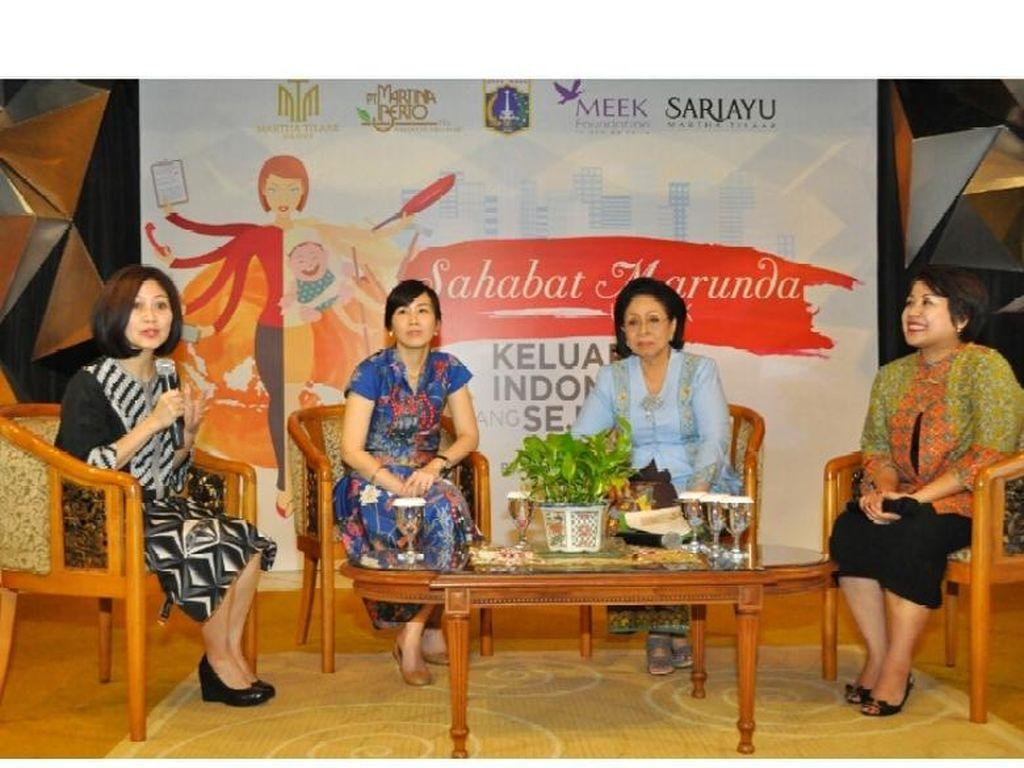 Sahabat Marunda untuk Keluarga Indonesia yang Sejahtera