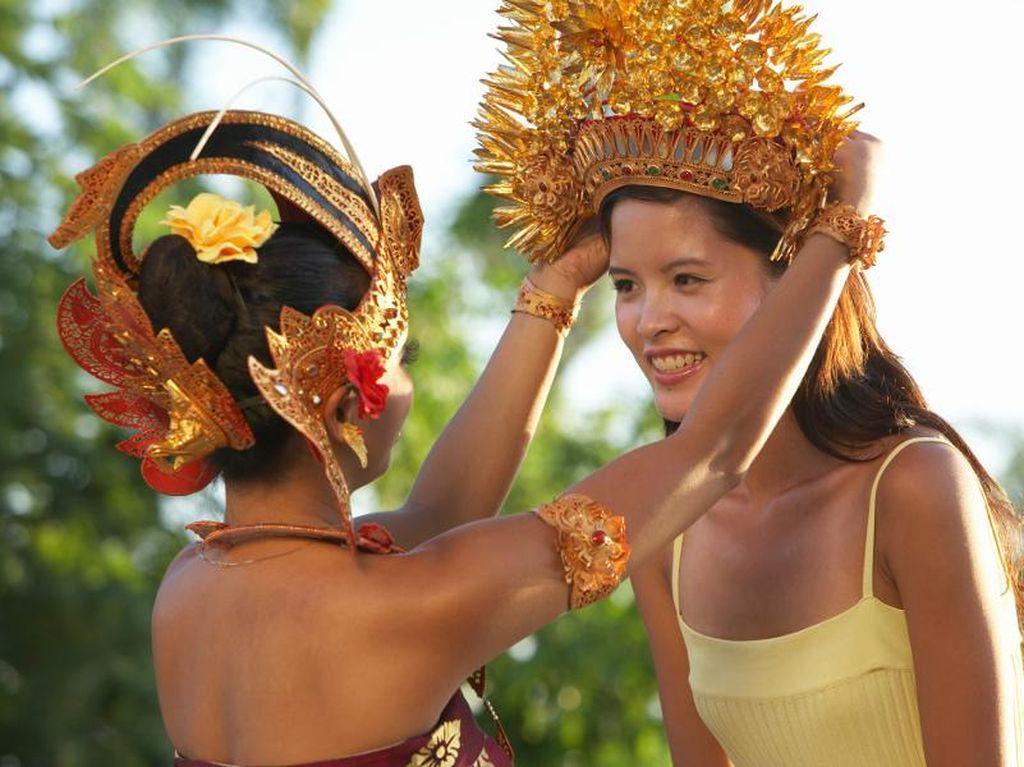 India, China & Eropa yang Bergairah Wisata ke Indonesia