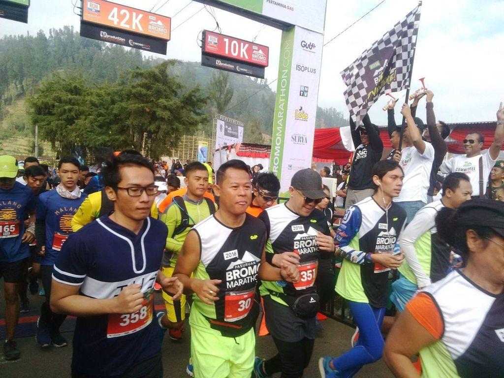 4 Event Marathon Paling Top di Indonesia