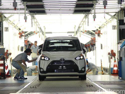 Kini Kuasai Pasar, Toyota Sempat Jatuh Bangun