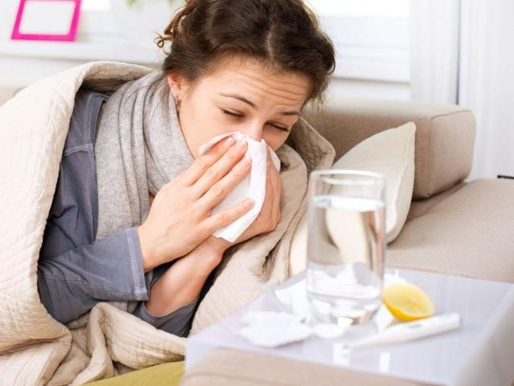 Tidur Seharian Agar Cepat Sembuh dari Flu Ternyata Tidak Benar, Kenapa?