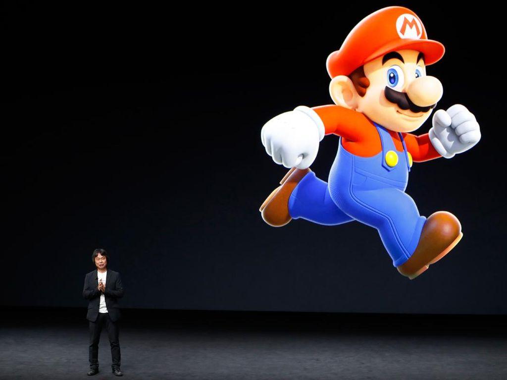 Super Mario Run Sudah Bisa Dicoba di Apple Store