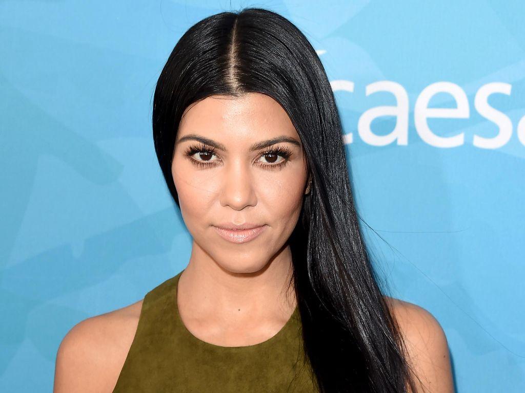Foto: Mengintip Isi Kamar Putri Kourtney Kardashian