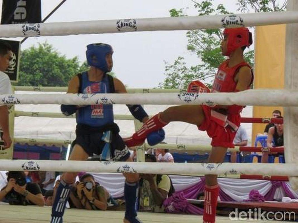 4 Cara Wisata Olahraga Thai Boxing di Thailand