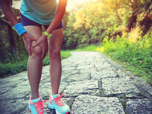 Menghilangkan Trauma Cedera Lutut