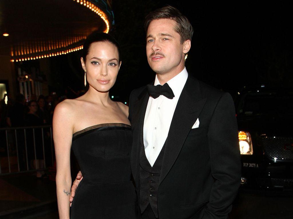 Setelah Saling Bermusuhan, Angelina Jolie Kini Mau Bicara dengan Brad Pitt