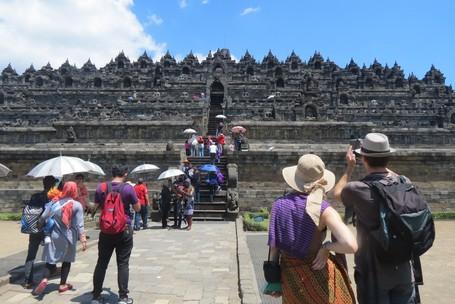 Pemerintah Kembangkan Magelang untuk Dukung Pariwisata Borobudur
