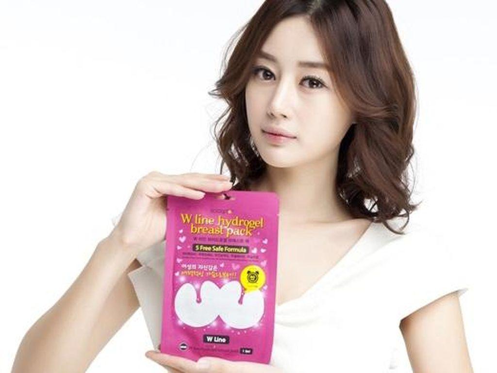 Tantangan Kosmetik Berlapis Ada Lagi, Kini Pakai 100 Lapis Masker Korea